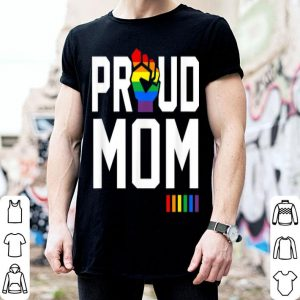 Proud Mom Gay Pride Month LGBTQ shirt