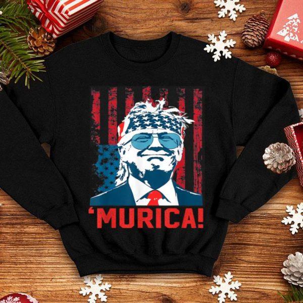 Trump 2020 Merica Men Women Election GOP Murica shirt