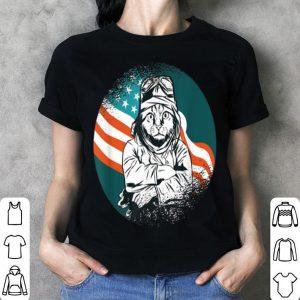 Usa Flag Air Fighter Pilot Patriot Veteran shirt