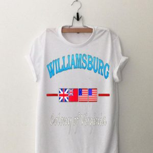 Williamsburg Virginia Colony shirt