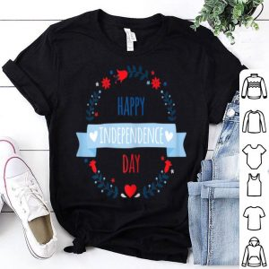 Womens Women 4th of July Independence Day Fourth of July Girls shirt