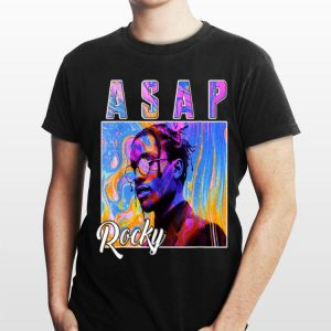 Asap Rocky Biographie shirt