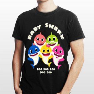 Baby Shark Doo Doo Doo For The Entire Family shirt