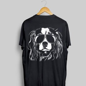 Cavalier King Charles Spaniel Sunglass shirt