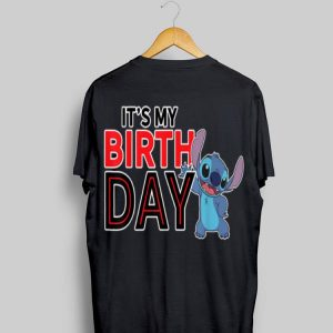 Disney Lilo and Stitch It's My Birthday shirt