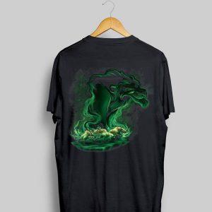 Disney Lion King Scar Smoke shirt