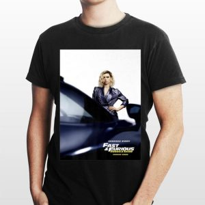 Fast And Furious Hobbs And Shaw Hattie Shaw Movie shirt