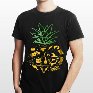 Harry Potter Magical Pineapple shirt