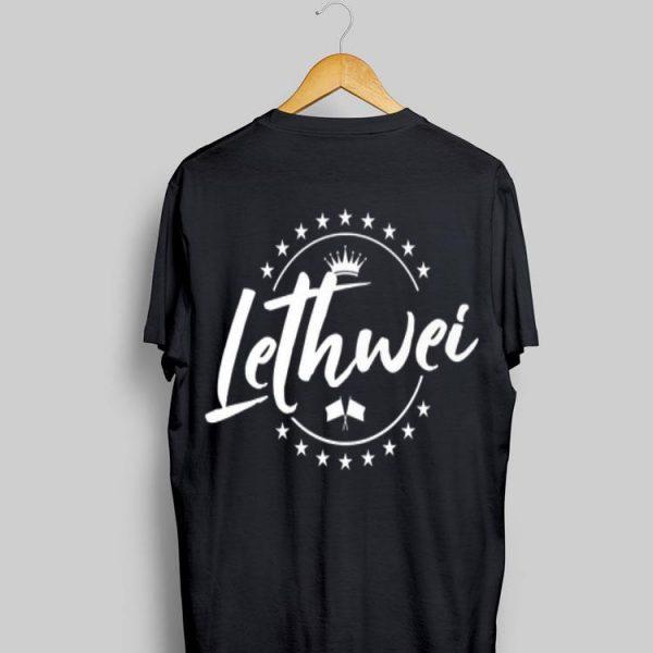 Lethwei Star Crown shirt