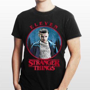 Netfix Stranger Things Eleven shirt