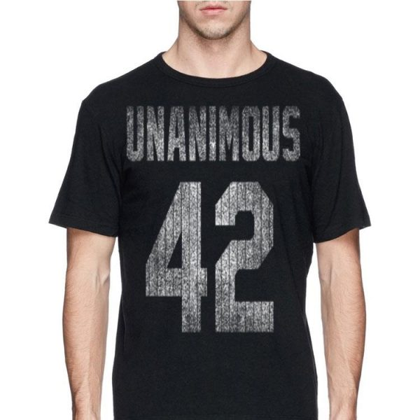 New York Rivera 42 Baseball Unanimous shirt