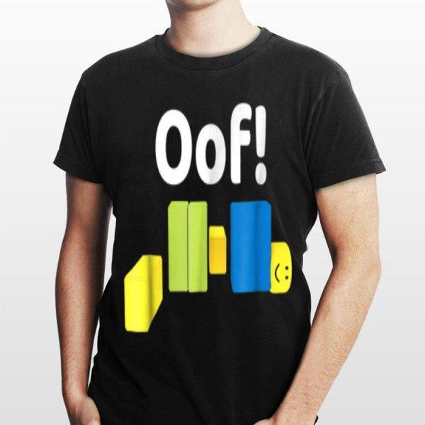Oof Blox Noob shirt