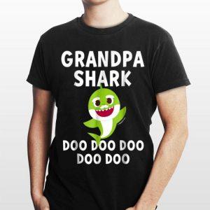 Pinkfong Grandpa Shark Doo Doo Doo shirt