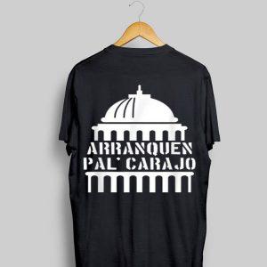 Ricky Renuncia Arranca Pa'l Carajo shirt