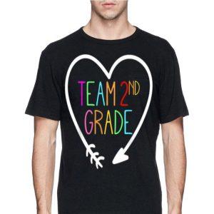 Team 2nd second Grade Teacher 1st Day of School shirt