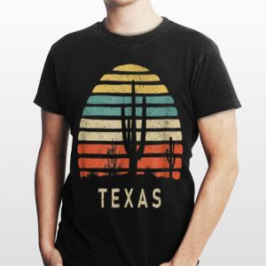Texas Desert Cactus Vintage shirt