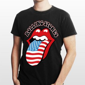 The Rolling Stones American Tongue shirt