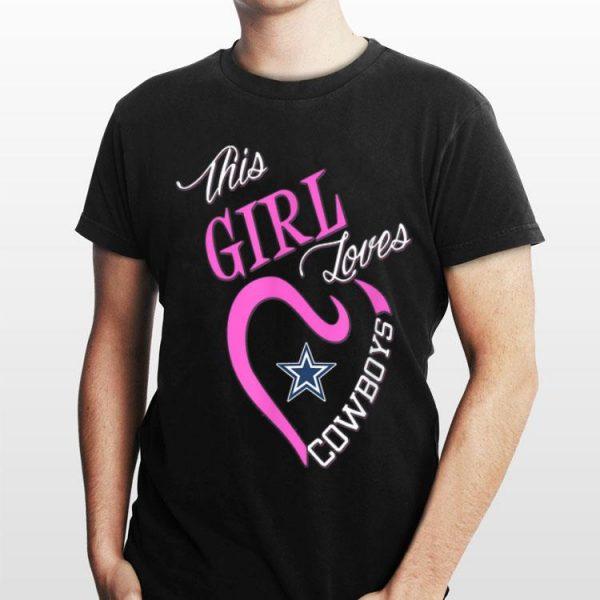 This Girl Loves Dallas Cowboy shirt