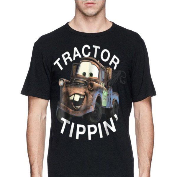 Tractor Tippin Disney Pixars Cars 3 Mater shirt