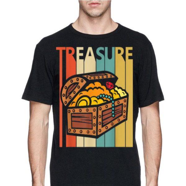 Vintage Treasure Chest shirt