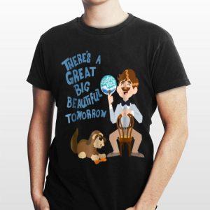 Walt Disney's Carousel of Progress There's A Great Big Beautiful Tomorrow shirt