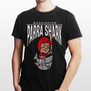 Washington Gerardo Parra Shark shirt