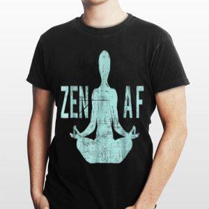 Zen And Yoga shirt