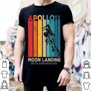 Apollo 11 50th Anniversary Moon Landing Vintage shirt