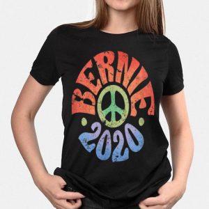 Bernie 2020 Peace Vintage shirt