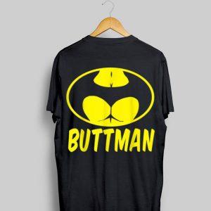 Buttman Batman Logo shirt
