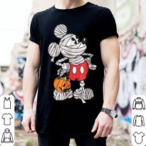 Disney Mickey Mouse Mummy Halloween shirt