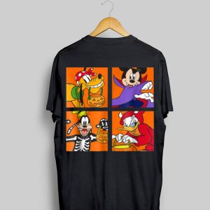 Disney Mickey Mouse and Friends Surprise Halloween shirt