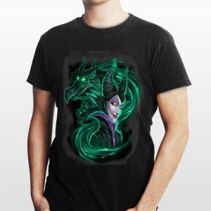 Disney Sleeping Beauty Maleficent Dark Magic shirt
