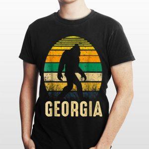 Georgia Bigfoot Vintage shirt