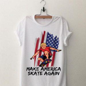 Make America Skate Again Trump shirt