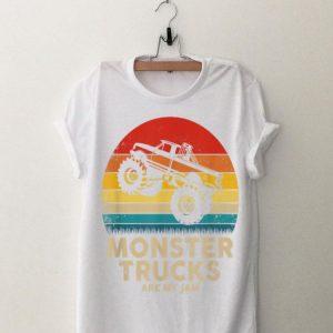 Monster Truck Are My jam Vintage shirt