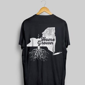 New York Home Grown Roots shirt