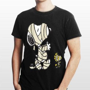 Peanuts And Snoopy Mummy shirt