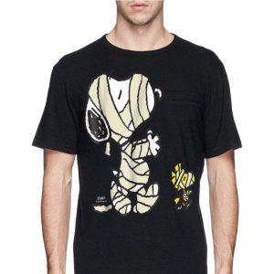 Peanuts And Snoopy Mummy shirt