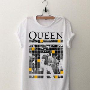 Queen Official Live Concert Blocks shirt