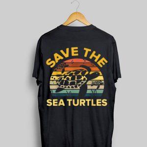 Save The Sea Turtle Vintage shirt