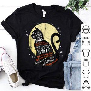 Thackery Binx Cat Twist The Bones And Bend The Back shirt