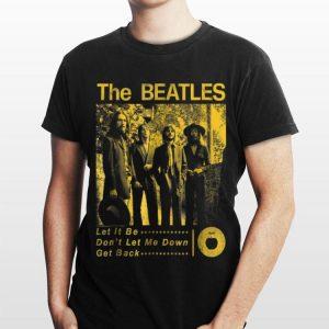 The Beatles Sepia 1969 shirt