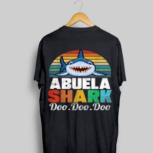 Vintage Abuela Shark Doo Doo Doo shirt