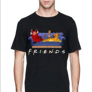 Simba Friends Timon Pumbaa The Lion King shirt