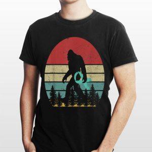 Bigfoot Cancer Awareness Vintage shirt