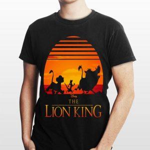 Disney Lion King Classic Sunset Squad shirt