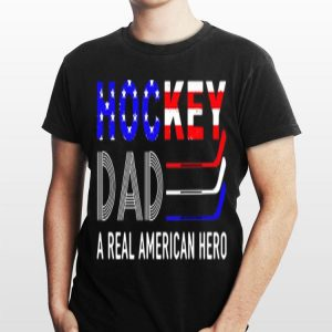 Hockey Dad A Real American Hero