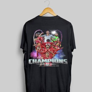 Liverpool FC Champions Cup 2019 shirt
