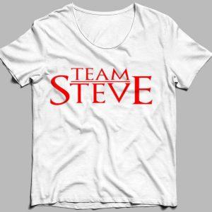 Team Steve Stranger Things Shirt